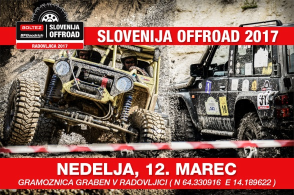 Boltez Off-Road 2017